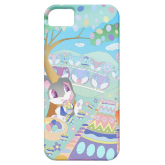 Bunny Easter iPhone 5 Cases