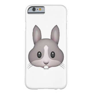 Bunny - Emoji Barely There iPhone 6 Case