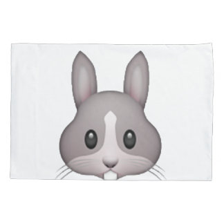 Bunny - Emoji Pillowcase