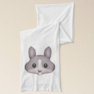 Bunny - Emoji Scarf