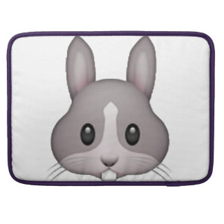 Bunny - Emoji Sleeve For MacBook Pro