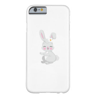 Bunny Face Cute Easter Gift Kids Girls Barely There iPhone 6 Case