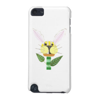 Bunny Flower 5th Generation I-pod Touch Case