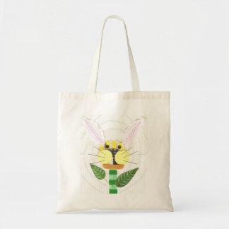 Bunny Flower Bag