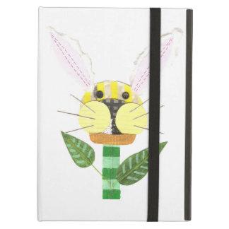 Bunny Flower I-Pad Air Case