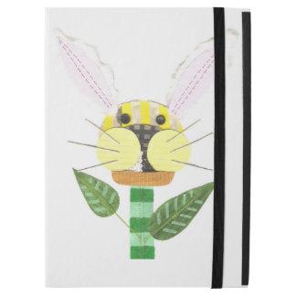 Bunny Flower I-Pad Pro Case