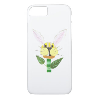 Bunny Flower I-Phone 8/7 Case