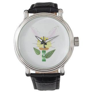 Bunny Flower Watch