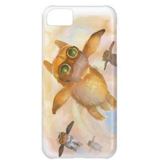 Bunny fly fly fly iPhone 5C covers
