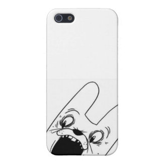 Bunny Gasp Cover For iPhone 5