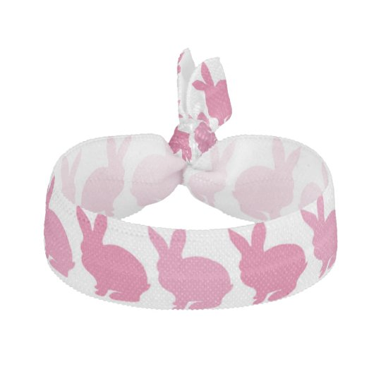 Bunny Hair Tie