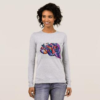 Bunny Heart Long Sleeve T-Shirt