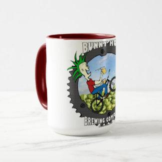 Bunny Hops Coffee Mug