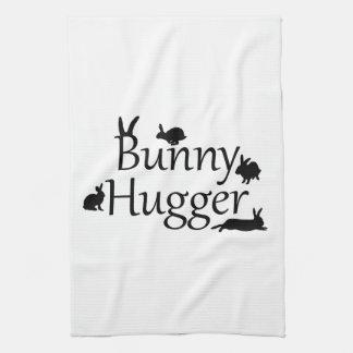 Bunny Hugger Kitchen Towel