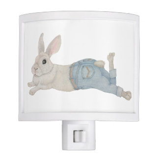 Bunny in Jeans Night Light