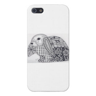 Bunny iPhone 5 Cover