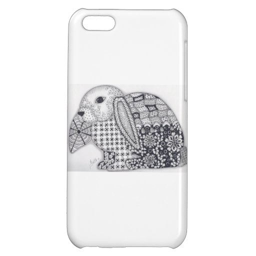 Bunny iPhone 5C Cover