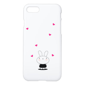 Bunny Loves YOU - iPhone 7- Matte Case