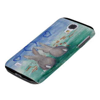 Bunny Lovin aceo IPhone Speck Case