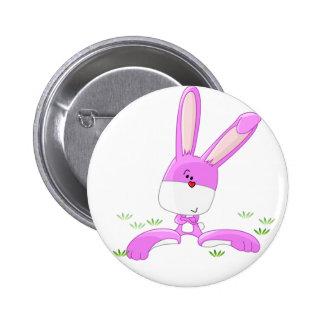Bunny Lui 2 Inch Round Button