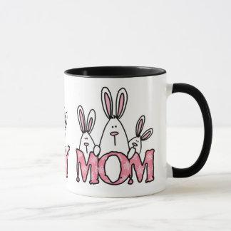 bunny mom mug