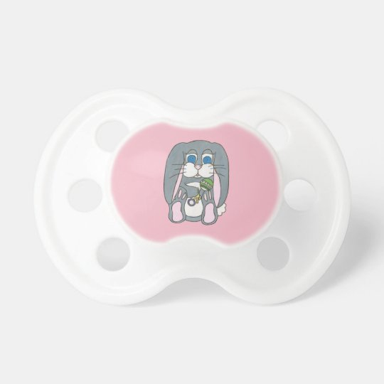 Bunny Pacifier