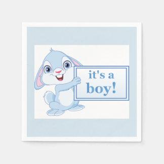 Bunny Paper Napkin