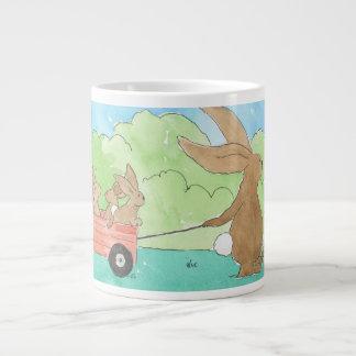 Bunny Rabbit Coffee Mug Cup