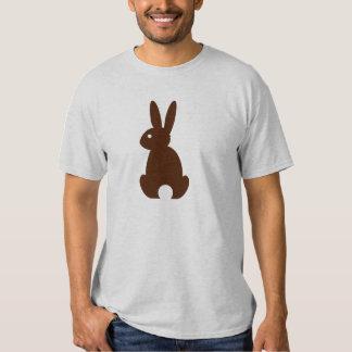 Bunny rabbit easter t-shirts