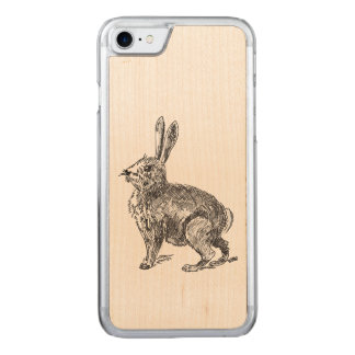Bunny Rabbit Hare iPhone 7 Case
