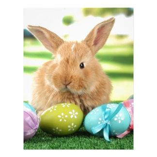 Bunny Rabbit Letterhead