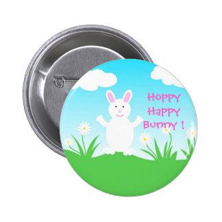 Bunny rabbit - Pin button