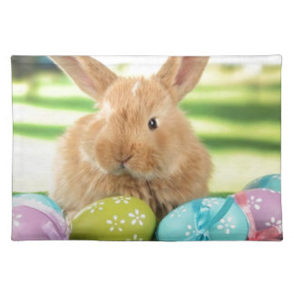 Bunny Rabbit Placemat