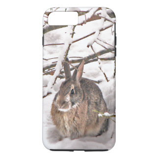 Bunny Rabbit Seeking Shelter iPhone 7 Plus Case
