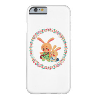 Bunny Sisters Barely There iPhone 6 Case