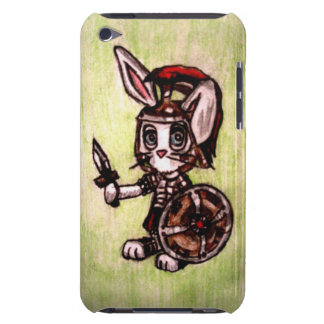 Bunny Soldier Ipod Case