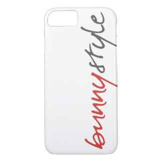 Bunny Style - Breathe Out iPhone 7 Case
