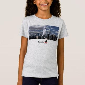 BunnyLuv Emma in New York kids shirt