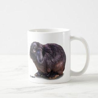 BunnyLuv Mug featuring Samson