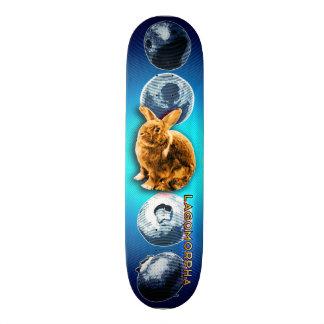 BunnyLuv skateboard featuring Carter