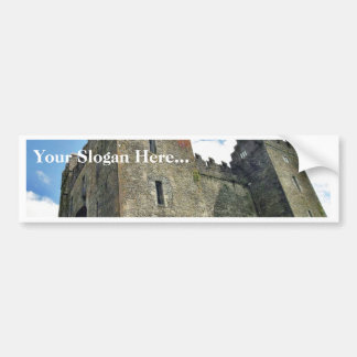 Bunratty Castle Bumper Sticker