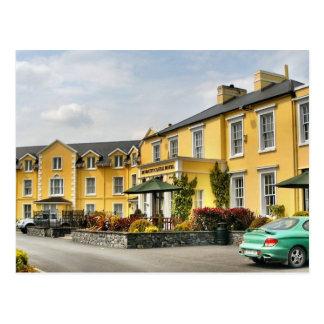 Bunratty Castle Hotel Postcard