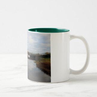 Bunratty Castle Two-Tone Coffee Mug