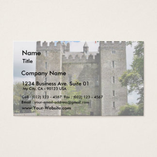 Bunratty Castles Business Card