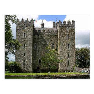 Bunratty Castles Postcard