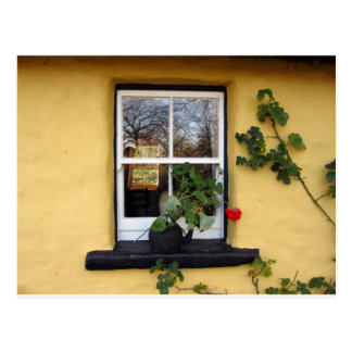 Bunratty cottage postcard