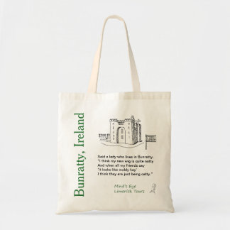 Bunratty Ireland Tote of Mind's Eye Limerick Tours