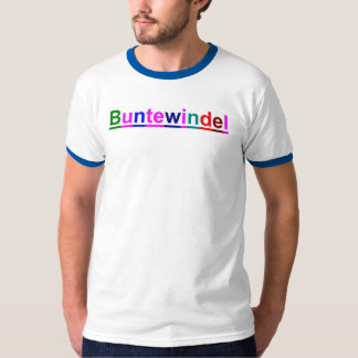 Bunterwindel T-shirt