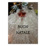 BUON NATALE/BUON ANNO! ITALIAN GREETINGS CARD