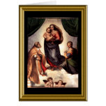 Buon natale - Italian Christmas Wishes Greeting Card